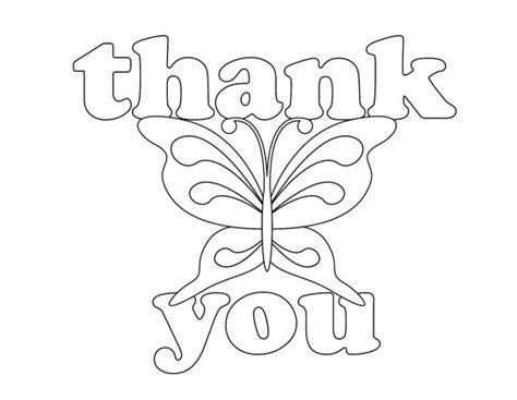 thank you coloring page thank you coloring pages good thank you