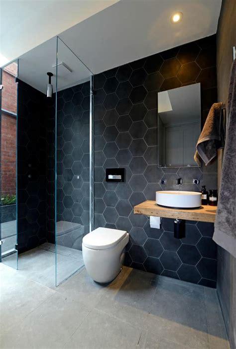 the block bathroom tiles 25 gray and white small bathroom ideas designrulz