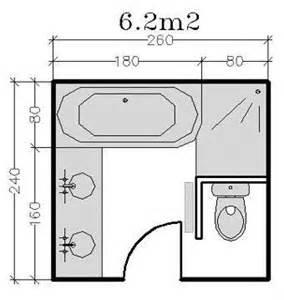 plan de salle de bains de 5 224 11 m 178 conseils d