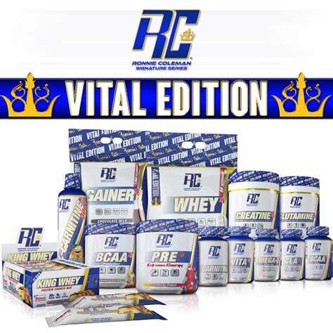 King Whey 10 Lb 10lb Ronnie Coleman Rcss Isolate Murah Bagus 10lbs ronnie coleman signature series 174 makes big in the usa and abroad newswire