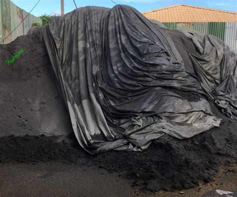 Sekam Bakar Untuk Akuaponik cara mudah merawat media fertigasi sekam padi bakar
