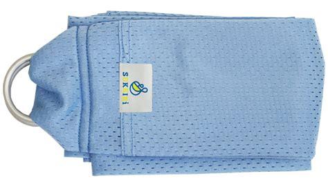 fasce porta neonati fascia porta beb 232 leggera sukkiri con anello fino a 15 kg