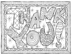thank you coloring pages coloring pages of thank you cards coloring pages of
