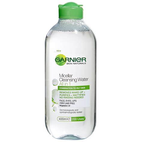 Toner Garnier Micellar Water Buy Micellar Cleansing Water All In 1 400 Ml By Garnier