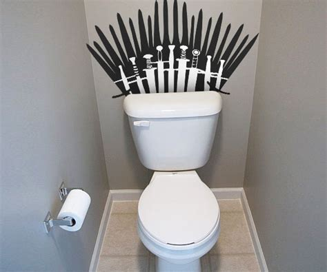 game of thrones toilet wall decal hiconsumption game of thrones toilet wall decal