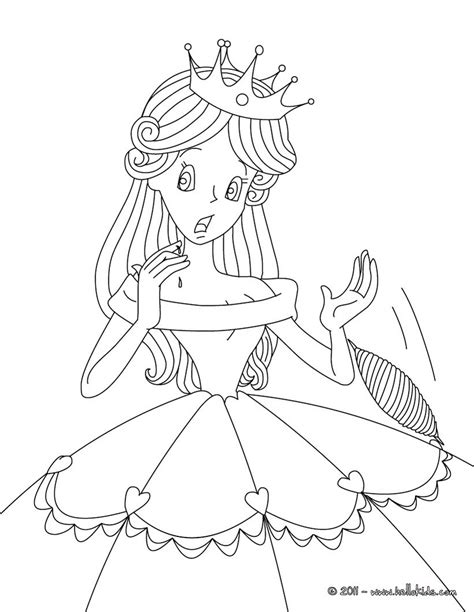 free coloring pages for fairy tales sleeping beauty fairy tale coloring pages hellokids com