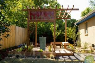 Do It Yourself Landscape Design Online Do It Yourself Landscape Design With Small Wooden Gazebo