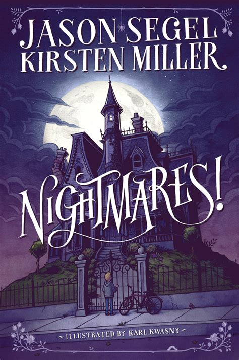 nightmare books nightmares by jason segel and kirsten miller mana pop