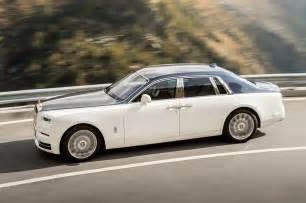 2018 rolls royce phantom drive review motor trend
