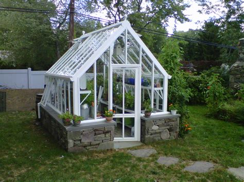Tiny Home With Greenhouse Small Greenhouses Glasshouses