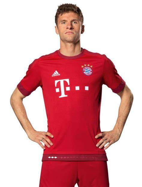 Bayern Munchen Home Jersey 2016 2017 Parley new bayern munich jersey 2015 2016 adidas fc bayern home