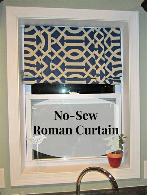 no sew shades from mini blinds no sew shades home sweet home sew