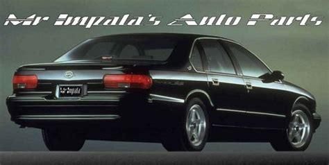 1995 chevy impala parts 1996 impala ss performance parts html autos weblog