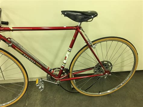 peugeot made peugeot a08 1971 all french made bike able auctions