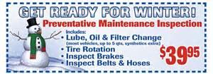 Automotive Maintenance Deals Automotive Service Specials Car Repair Coupons