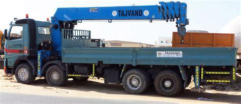 truck truck boom trucks tajvand
