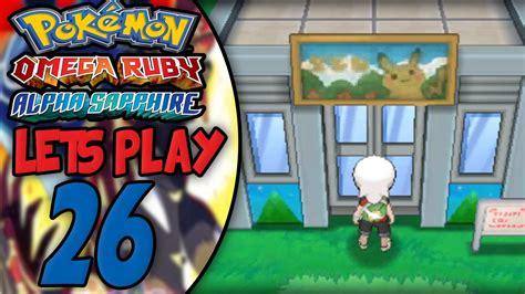 safari zone layout omega ruby pokemon omega ruby complete lets play part 26 safari