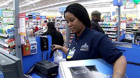 How To Apply For A Walmart Cashier Walmart Opens D C Stores Nbc4 Washington
