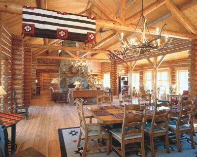 how to decorate a log home cabin decor idea the great cs howstuffworks