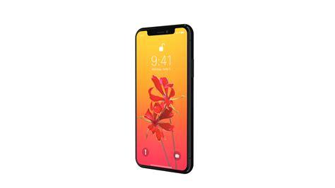 element 3d apple iphone x by mr matt 3docean