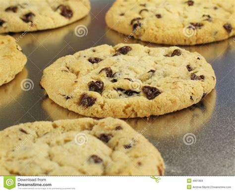fresh cookies fresh baked cookies stock images image 4661994