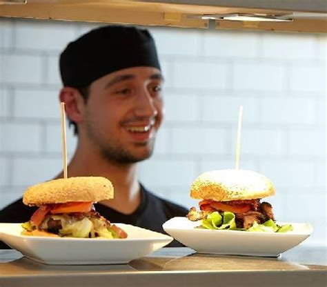 Handmade Burger Aberdeen - restaurants handmade burger co in aberdeen city with
