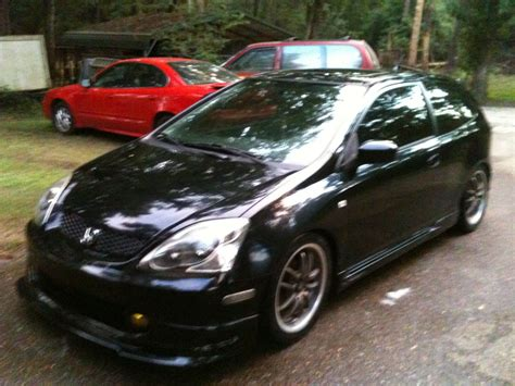 custom honda civic si 2005 honda frankenstein civic si for sale denham