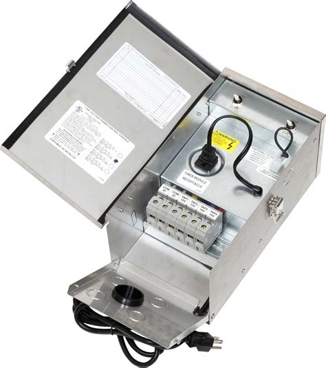 Landscape Lighting Transformers Low Voltage Helpful Hints On Low Voltage Landscape Lighting Transformers