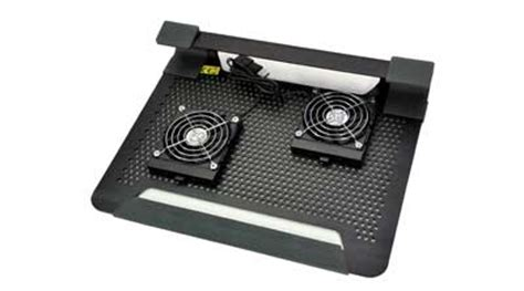 Cooler Master Notepal U2 Plus Movable Fan Aluminium Cooling Pa cooler master notepal u2 laptop cooling pad