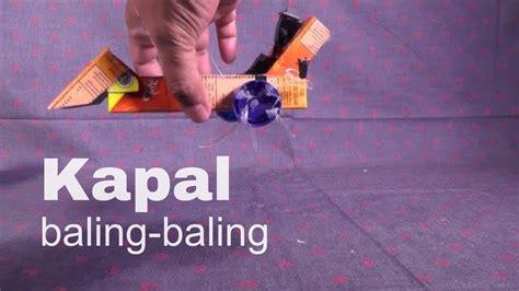 Membuat Kapal Mainan Dari Barang Bekas | membuat kapal dinamo mainan dari barang bekas youtube