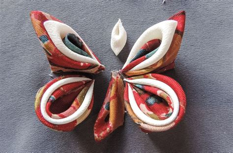 organza butterfly tutorial tutorial silk satin or organza butterflies grădina cu