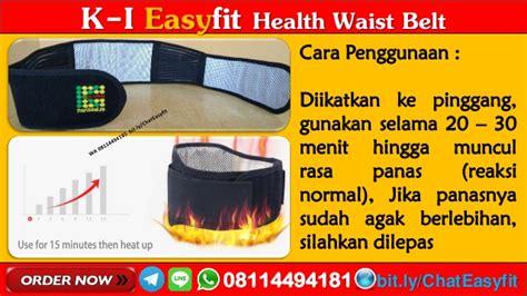 Terapi Syaraf Kejepit Di Pinggang Easyfit Waist Belt 1 wa 08114494181 syaraf terjepit pada leher easyfit waist