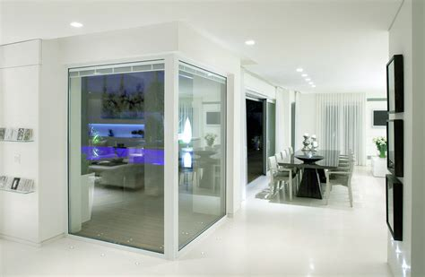 glass partition for living room beautiful room with glass partition panels screens dividers walls interior design ideas
