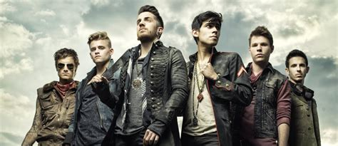 Light Up The Sky Band live review crown the empire at heirloom arts theatre