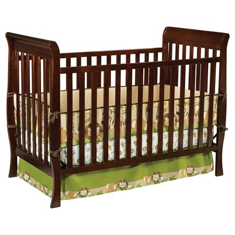 Delta Children S Crib by Espresso Sonoma Convertible Crib N Changer Kmart