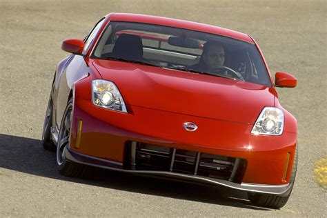 nissan nismo 2007 2007 nissan nismo 350z review gallery top speed