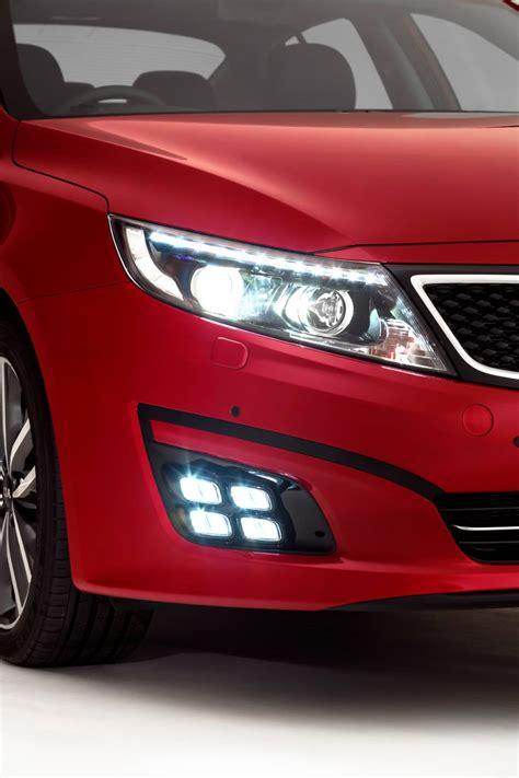 Kia Optima Led 2014 Kia Optima Platinum Led Fog Lights Forcegt