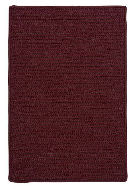 Solid Color Area Rugs Clearance Colonial Mills Simply Home Solid H116 Corona Area Rug Carpetmart