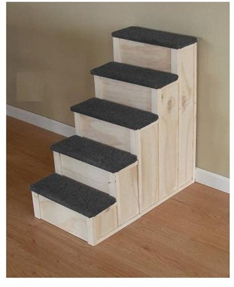 List Of Porches by Items Similar To 30 Inch Tall 5 Step Pet Stairs Bed Step