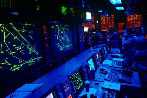 Us War Room by War Room 2 0 Us Air Upgrades Middle East Command Centre News18