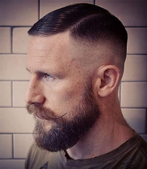 high hairline sideshade 50 classy haircuts and hairstyles for balding men