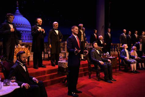 donald trump hall of presidents disney to add donald trump to iconic hall of presidents