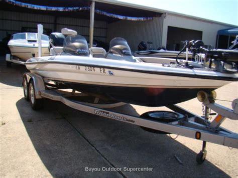 triton boats passenger console triton tr186 dual console boats for sale