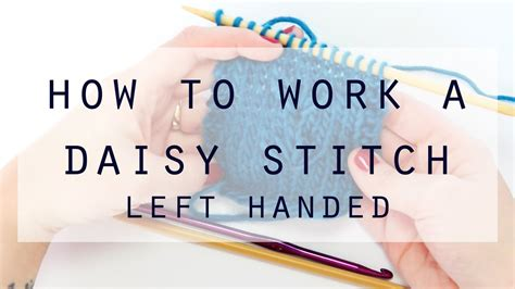 how to knit left handed how to knit a stitch left handed handed occupied