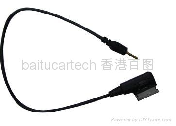 audi audio accessories audi ami to 3 5mm audio cable china manufacturer car