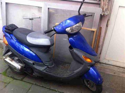 Kaufvertrag Motorrad Ohne Papiere by Rex Rs450 Roller 50ccm Unfall Und Bastlermotorr 228 Der