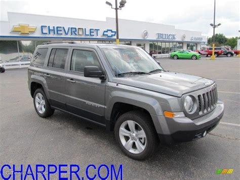 gray jeep patriot 2011 mineral gray metallic jeep patriot latitude 4x4