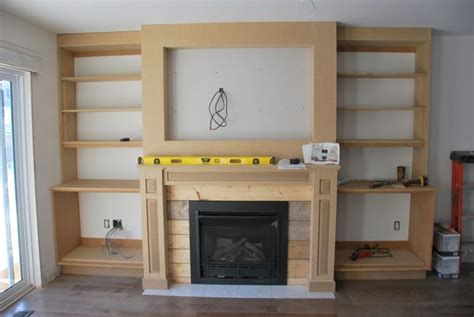 How To Design And Build Gorgeous Diy Fireplace Built Ins Fireplace With Built Ins