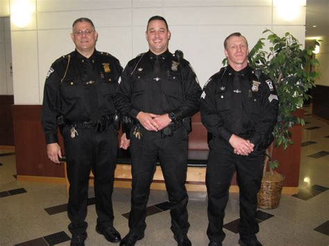 lajoy plymouth mi canton officers receive promotions plymouth mi patch