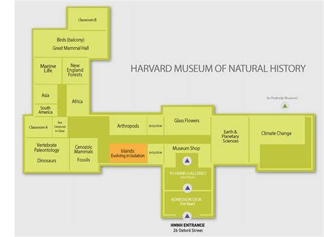 museum floor plan floor plan harvard museum of history